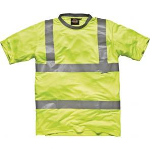 T-shirt de travail haute visibilité Dickies
