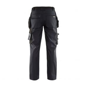 Pantalon de travail softshell femme Blaklader Multipoches