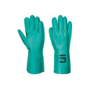 Gants de protection chimique nitrile Portwest Nitrosafe A810