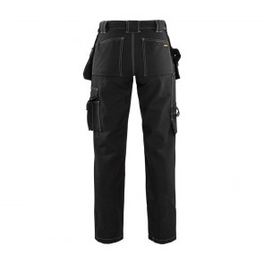 Pantalon de travail artisan femme Blaklader 100% coton