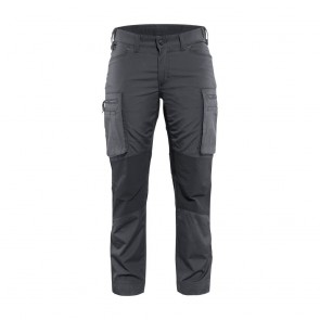 Pantalon de travail services stretch femme Blaklader polycoton