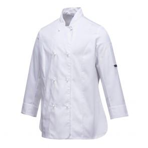 Vetement de travail femme pantalon et veste pour femme - Vetement de travail cuisine ...