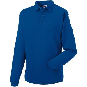 Sweat-shirt de travail col polo Russell