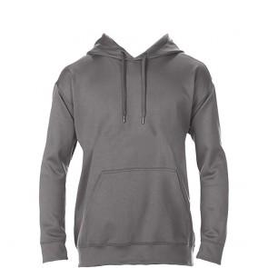 Sweatshirt à capuche Gildan Performance charcoal