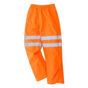 Pantalon imperméable haute visibilité respirant étanche Portwest