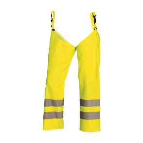 Guêtre de pantalons haute visibilité Blaklader Jaune