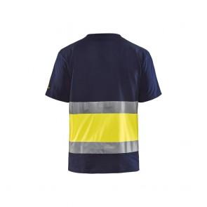 T-shirt haute visibilité Blaklader col rond