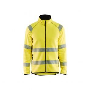 Veste tricotée haute visibilité Blaklader Jaune