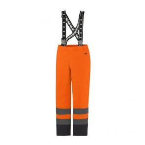 Orange / charbon