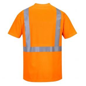 Tee-Shirt haute visibilité Portwest Pocket