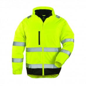 Veste haute visibilité Coverguard Hi-way XTRA jaune