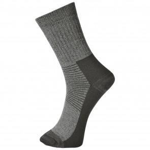 Chaussettes Thermiques Portwest gris