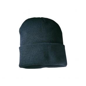 Bonnet tricoté Blaklader noir