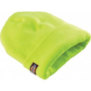 Bonnet Haute Visibilité Dickies Thinsulate jaune