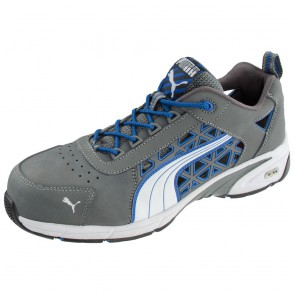 Basket de sécurité basse Puma Stream Blue Low S1P SRC