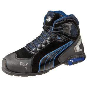 Chaussure de sécurité montante Puma Rio Black Mid S3 SRC