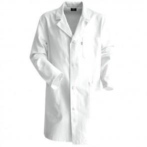 Blouse blanche LMA Palette 100% coton fermeture bouton cousu