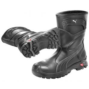 Chaussure de sécurité montante Puma Rigger Boot Black S3 WR CI SRC