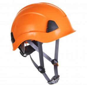 Casque de chantier Monteur Endurance Portwest orange