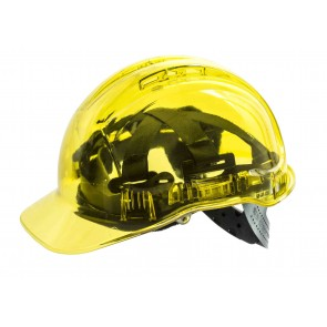 Casque de chantier translucide PEAKVIEW Portwest