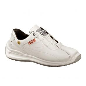 Chaussures de sécurité basses Lemaitre Whitesporty S2 CI SRC ESD