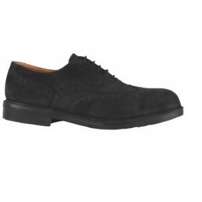 Chaussures de sécurité S3 David Red Brick - noir