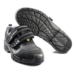 Chaussure de sécurité S1P noir Eagle MASCOT