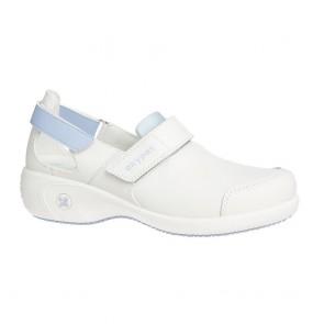 Chaussures de travail Oxypas Salma ESD SRC bleu clair