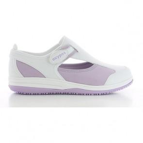 Chaussure de travail Oxypas Candy mauve