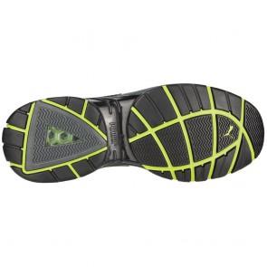 Basket de sécurité basse Puma Fuse Motion Green Low S1P SRC