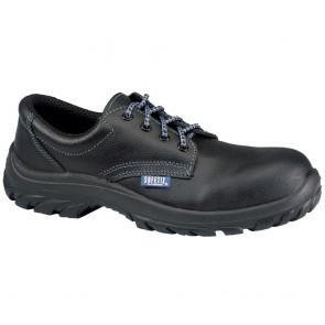 Chaussure de sécurité basse Lemaitre S3 Bluefox SRC  noir