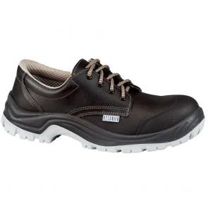 Chaussure de sécurité basse Lemaitre S3 Stormix SRC marron
