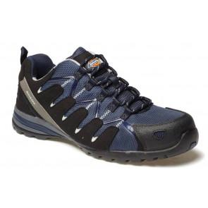 chaussure de securite basse Super Trainer Dickies bleues marine