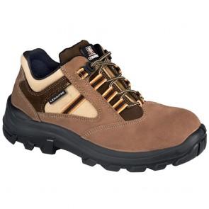 Chaussure de sécurité basse Lemaitre S3 Aten SRC marron