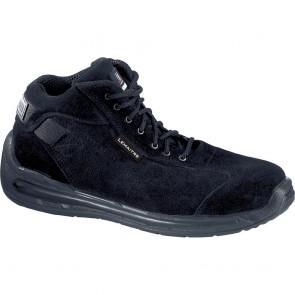 Chaussures de sécurité montantes Lemaitre Blackcobra S3 CI SRC Mixtes Noir