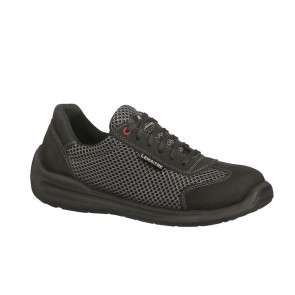 Chaussure de sécurité basse Lemaitre S1P Oxygen SRC noir gris