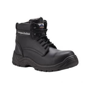 Chaussures de sécurité montantes Portwest Brodequin S3 SRC Thor Composite