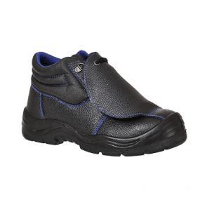Chaussures de sécurité soudeurs montantes Portwest S3 SRC HRO Metatarsal Steelite