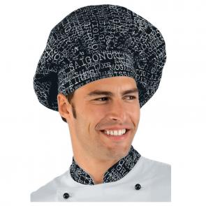 Toque de chef cuisine Isacco San Francisco