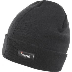 Bonnet de travail léger Thinsulate Result - noir