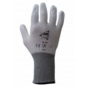 Gants anti-coupure blanc Manusweet