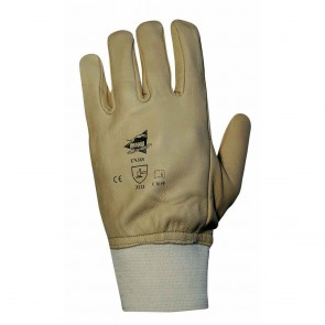 Gants de protection en cuir bovin C809 Manusweet