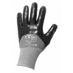 Gants de manutention en nitrile foam HCT 603 Manusweet