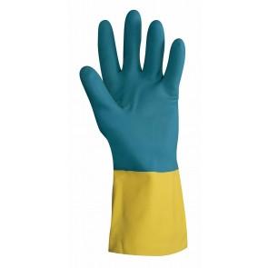 Gants protection chimique latex Manusweet RC603