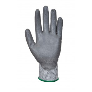 Gants anti-coupures paume PU coupure 3 Portwest gris
