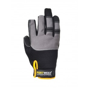 Gants haute Performance Powertool Pro Portwest noir