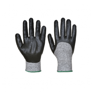 Gants anti-coupures Portwest Mousse Nitrile A621 Enduits 3/4