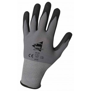 Gants de manutention moyenne en nitrile MM300 Manusweet