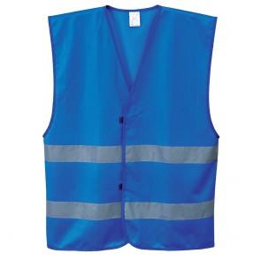 Gilet de sécurité Iona Portwest bleu royal
