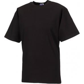 T-shirt de travail Gold Label Russel - Noir
